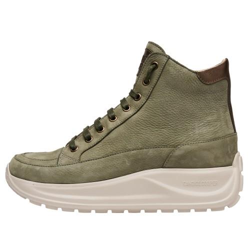 SPARK PLUS Nubuck leather sneakers Grey 2501947069151-30