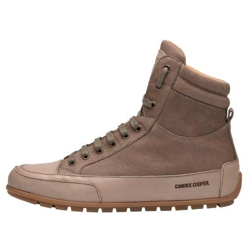 BOB Goatskin leather sneakers Tobacco brown 2501955029111-30