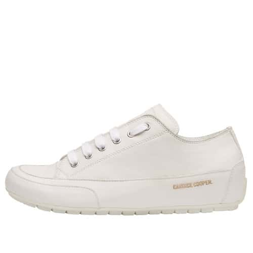 ROCK Sneakers in natural split leather White 2016054019101-30