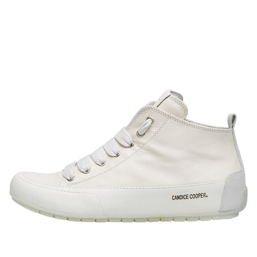 MID Leather sneakers White 2501923271N59-30