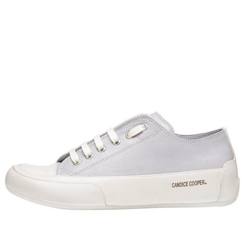 ROCK Leather sneaker Gray 2015826311E32-30